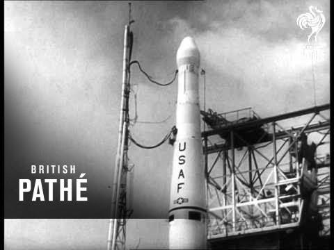 Big Talking Satellite In Orbit (1960)
