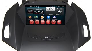 Штатное головное устройство Ford Kuga 2 Redpower 18151 Android(Современные штатные головные устройства Redpower и автомагнитолы с GPS навигацией и приемом пробок для автомоби..., 2014-08-20T12:16:35.000Z)