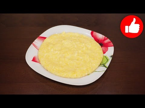 Каша кукурузная на молоке в мультиварке рецепт с фото