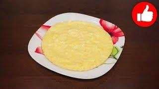 Что приготовить на завтрак? Вкусная кукурузная каша на молоке в мультиварке #рецепты для мультиварки