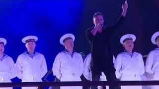 Глеб Корнилов на Байк Шоу в Севастополе 2018