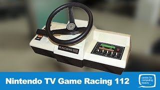 Nintendo TV Game Racing 112 (1978) - Review
