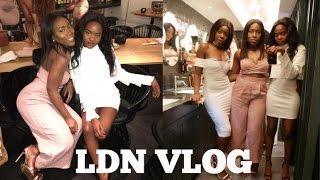 RLT's Elevate Launch & Lizzie Loves Meet and Greet   LDN Vlog   MissFuramera