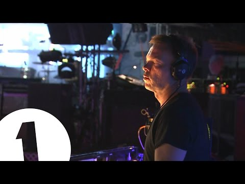 Pete Tong from Radio 1 in Ibiza 2015