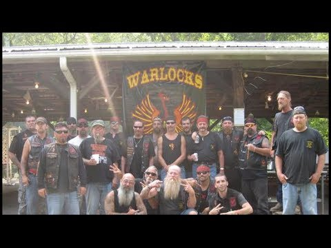 The Warlocks Biker Gang of Orlando Florida