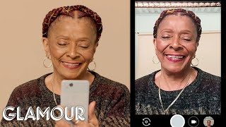 70 Women Ages 5 to 75: Can You Take A Selfie With A Smartphone? | Glamour