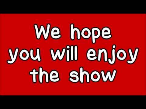 Glee - Sgt. Pepper's Lonely Hearts Club Band (Lyrics) HD