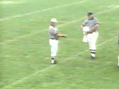 Nantucket High School Football vs Blue Hills October 11th, 1998