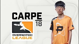 CARPE VICTORIA - Fusion - Overwatch League Highlight Reel