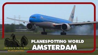 Planespotting World   Amsterdam Schiphol 2017