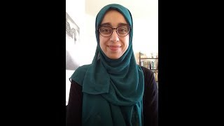 Shaza Khan's Welcome Message - ISNA West Coast Education Forum 2019
