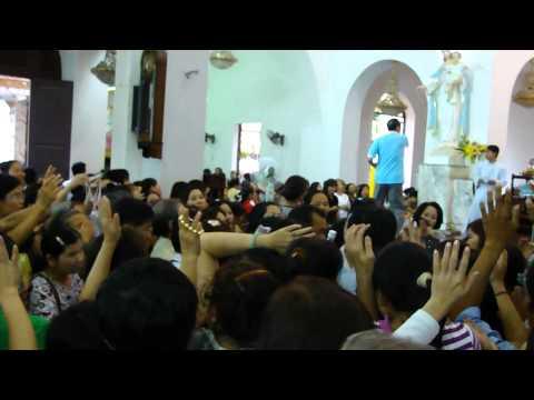 Thánh Lễ Kính Lòng Thương Xót Chúa trưa 8.9- NT Chí Hòa ( p4 )