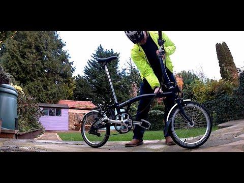 BikEnomic: Long Term Brompton Folding Bike Review