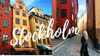 STOCKHOLM TRAVEL VLOG & GUIDE | What to do in 2 Days thumbnail