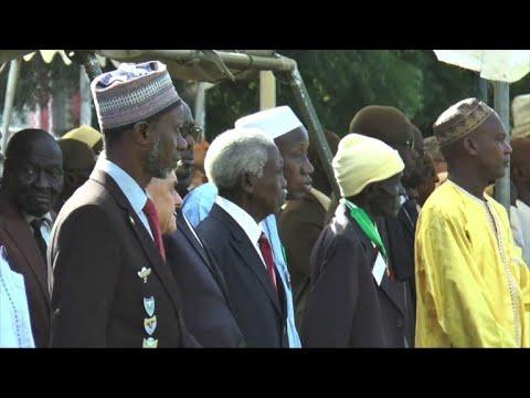 Le Sénégal commémore le centenaire de l'armistice