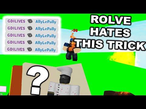 the most ABUSIVE GLITCH in ARSENAL (breaks games) | ROBLOX