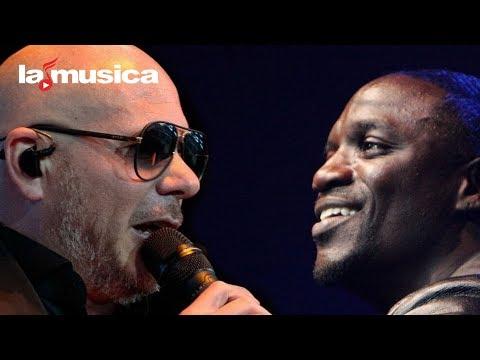 Akon+ Pitbull Detrás