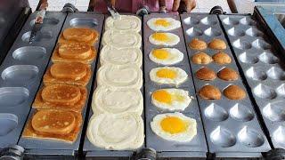 같은 시간 같은 자리 같은 계란빵! 30년 동안 계란빵…