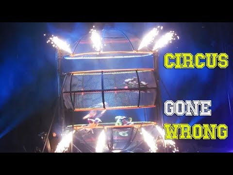 Circus GONE WRONG compilation [FailForceOne]
