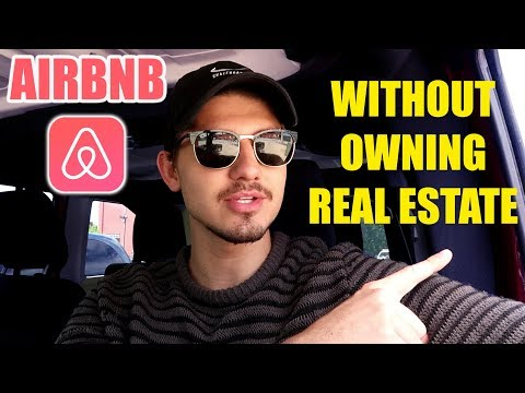 How To Get An Airbnb Listing Without Owning Any Real Estate (part 1)