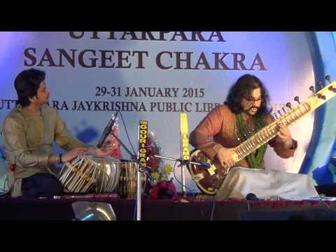 Purbayan Chatterjee- Sitar- Raga- Hemant- Tabla- Subha Maharaj