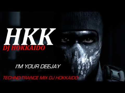 Best Techno/Trance Re-Edit Limited Edition Mix DJ HOKKAIDO