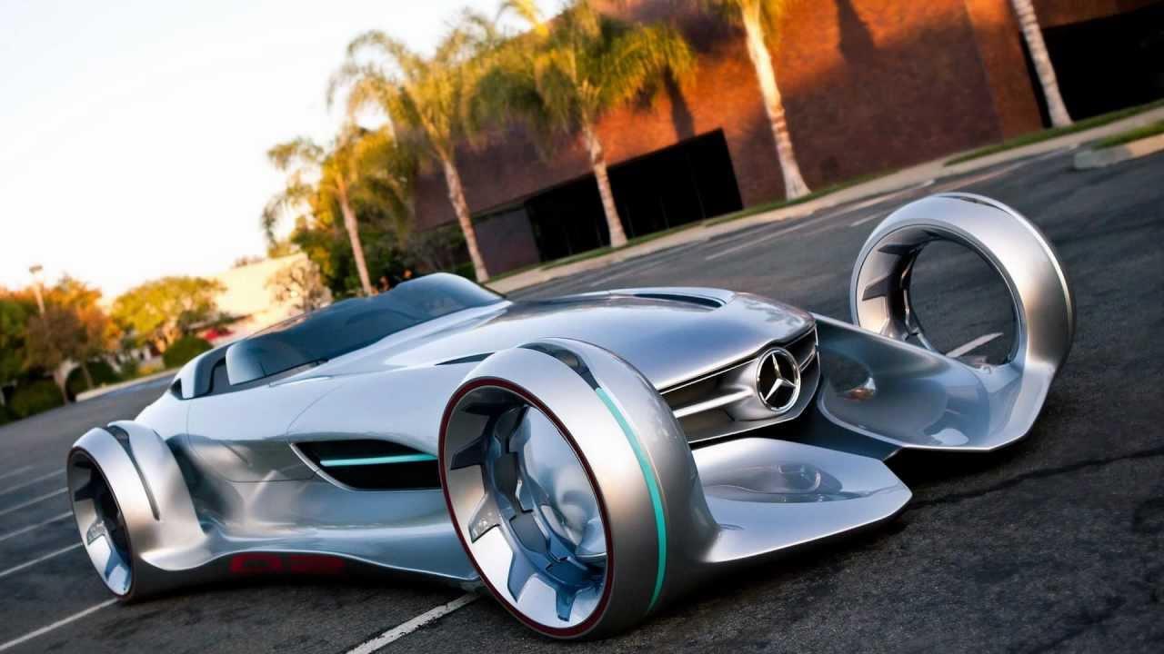 Charming 2011 Mercedes Benz Silver Arrow Concept   YouTube