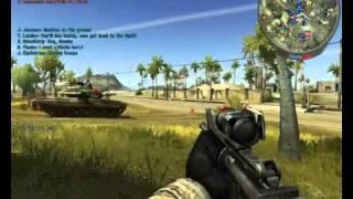 Crosta(Diego) gameplay battlefield 2