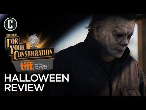 Halloween Movie Review – Collider @ TIFF 2018