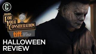 Halloween Movie Review - Collider @ TIFF 2018