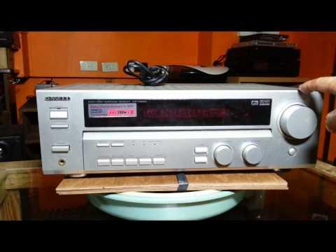kenwood home theater system youtube rh youtube com Kenwood Car Radio Wiring Kenwood Surround Sound Manual