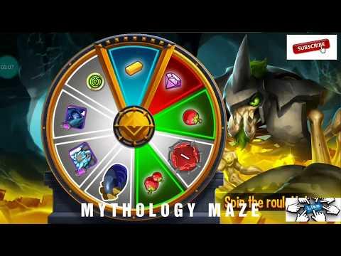 Monster Legends - MYTHOLOGY MAZE ISLAND - ALL MONSTERS