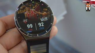 Lenovo Magic View Dual Screen Smartwatch Prototype Hand On
