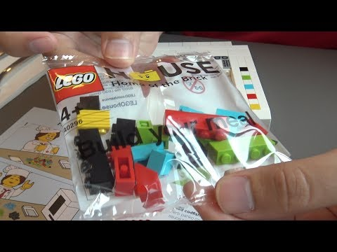 How to Build Your Meal at LEGO House Restaurant