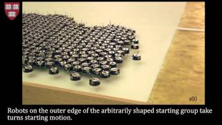 Repeat youtube video Programmable self-assembly in a thousand-robot swarm