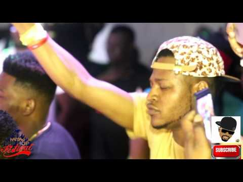 TOBY ANBAKE LIVE PERFOMANCE HAITIAN HIPHOP FESTIVAL 2017