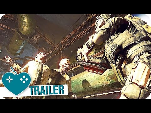 UMBRELLA CORPS Trailer 2 (2016) PS4, PC Resident Evil Game