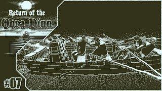 Return to the Obra Dinn #07 // Das offene Meer
