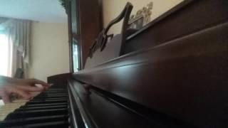 Королек птичка певчая  фортепиано
