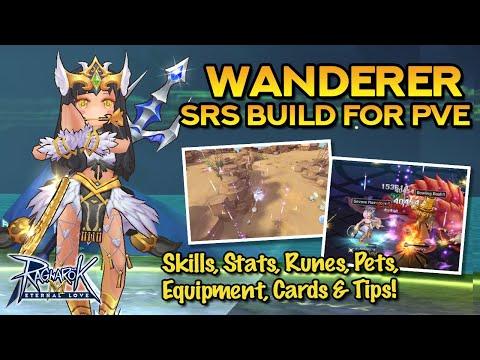 WANDERER SRS BUILD FOR PVE: Episode SP Updated Guide!!
