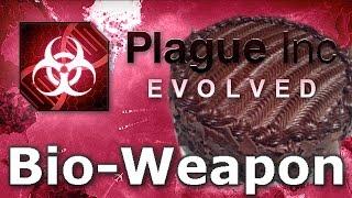 Plague Inc. Evolved - Bio-Weapon Walkthrough (Mega Brutal)