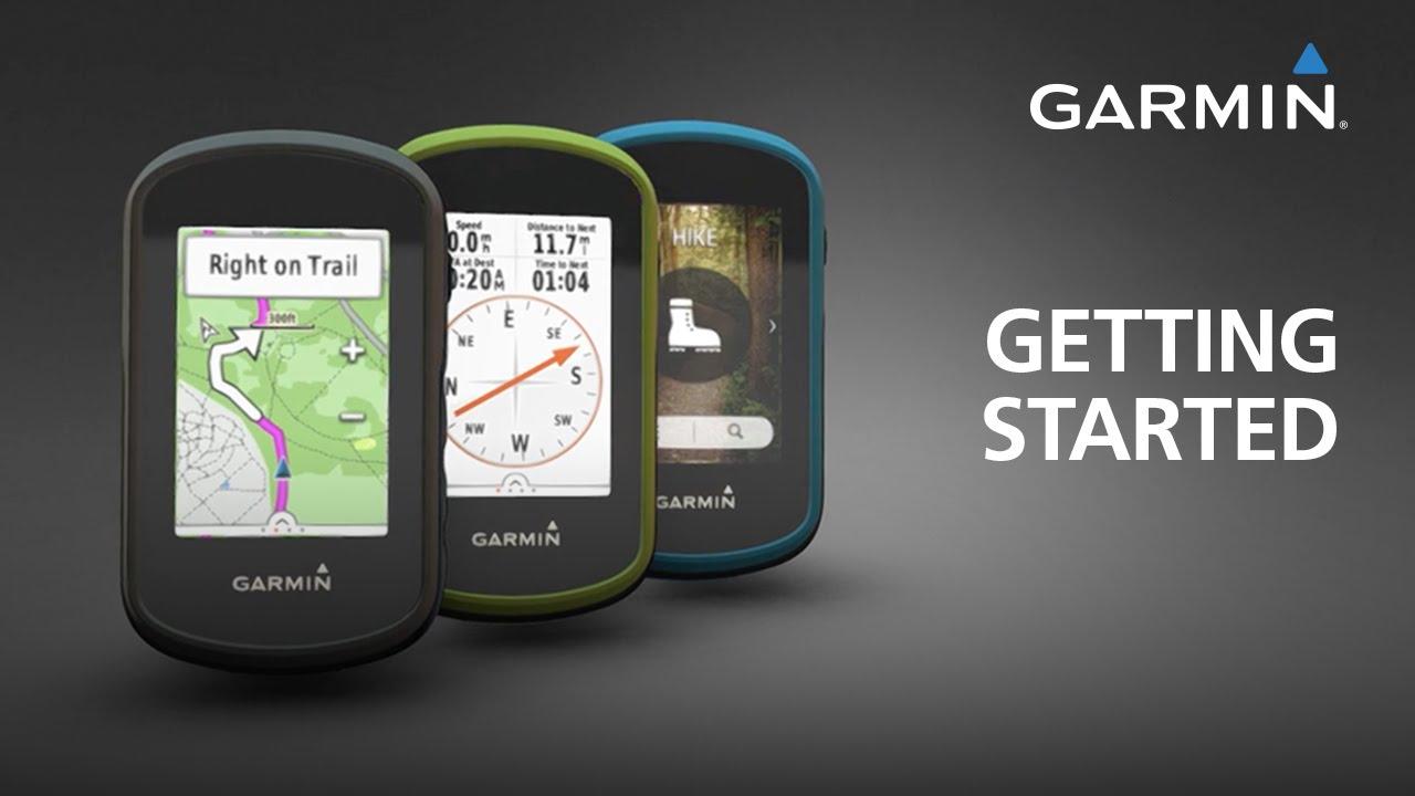 learn how to use a garmin gps 64