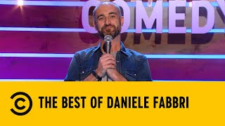 Stand Up Comedy: Daniele Fabbri - The best of - Comedy Central