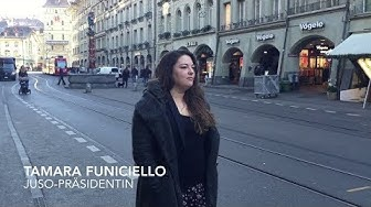 JUSO-Präsidentin: Tamara Funiciello
