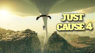 ТОРНАДО РАЗРУШАЕТ  ГОРОД - ВЫЖИВАНИЕ В - Just Cause 4 #16