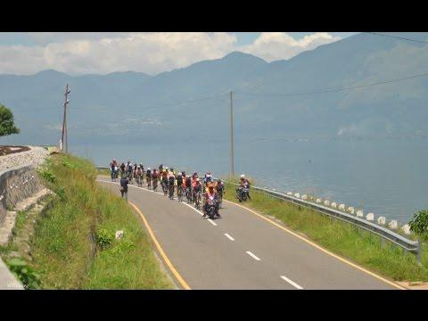 MTS Cycling Tour de Maninjau Singkarak 2017 Day 2 : Maninjau - Singkarak - Padang