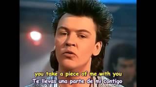 PAUL YOUNG - EVERYTIME YOU GO AWAY  Subtítulos Español & Inglés