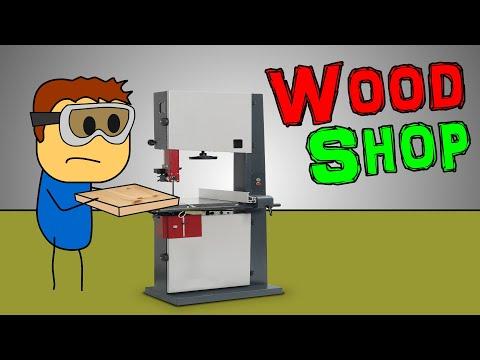 Brewstew - Woodshop