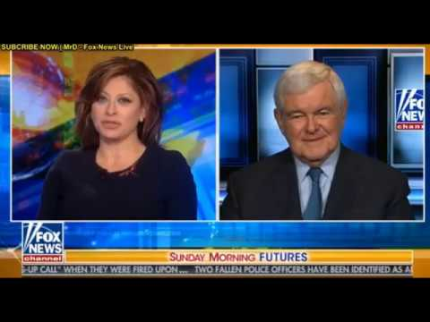 Newt Gingrich on Jeff Sessions