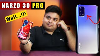Realme Narzo 30 PRO 5G Quick Review | Must Watch Before Buying !!
